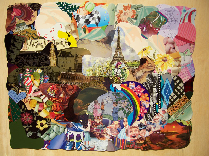 famous collages